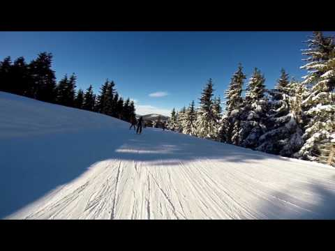 Ski Kouty modrá 8