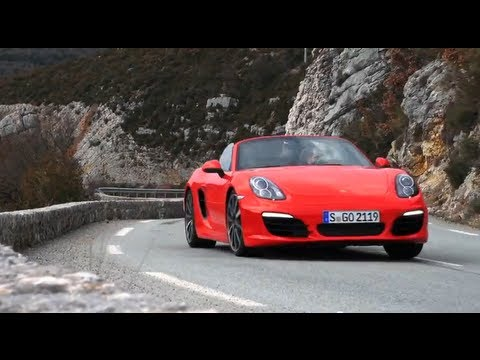 The 2012 Porsche Boxster S – CHRIS HARRIS ON CARS