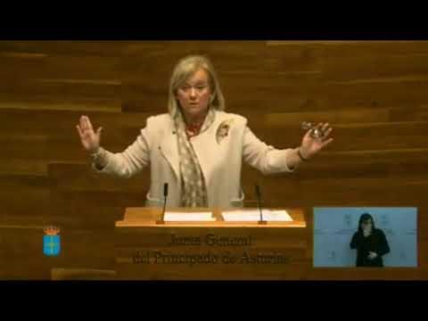 Mercedes Fernández defiende deportes en Mieres