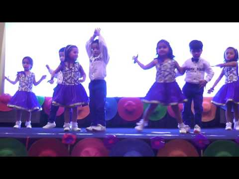 Neo Dales Play School - Fiesta 2016 -  Little Charmers On The Move