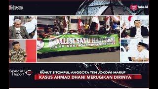 Video BPN Prabowo: Kita Pertahankan Ahmad Dhani di Tim Prabowo - Special Report 25/10 MP3, 3GP, MP4, WEBM, AVI, FLV Desember 2018