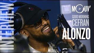 """ALONZO : """"Je préfère le rap de maintenant au rap d'avant"""" #MORNINGCEFRAN"""