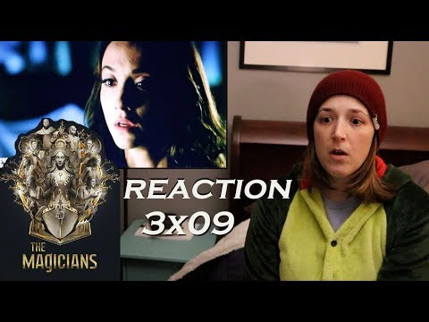 The Magicians Reaction 3x09 - All That Josh