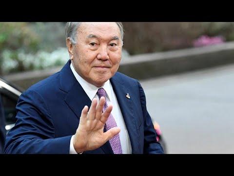 Kasachstan: Präsident Nasarbajew tritt nach fast 30 Jahren zurück