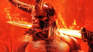 Nonton New Hellboy Footage Shown At Nycc 2018 Film Subtitle Indonesia Streaming Movie Download