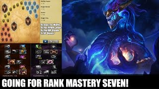Will I get it or will  Tyler1 Fanboy prevent me from getting my Rank Mastery? well its time to find out!
