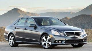 2012 Mercedes-Benz E350 Test Drive | WilsonVille
