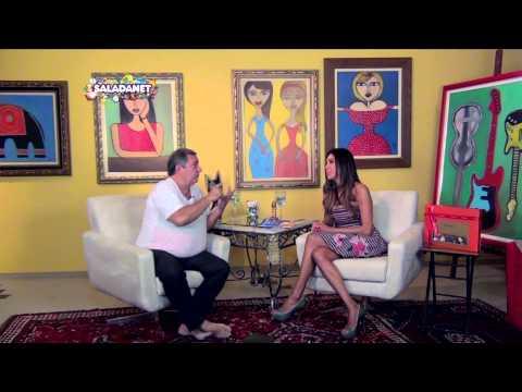 Maura Roth entrevista o reflexoterapeuta Osni Lourenço