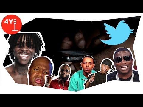 Tweeting with Chief Keef & Friends