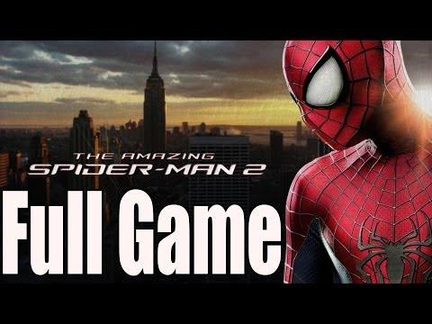 AMAZING SPIDER-MAN 2 Full Game Walkthrough - No COmmentary (The Amazing Spider-Man Full Game) 2014