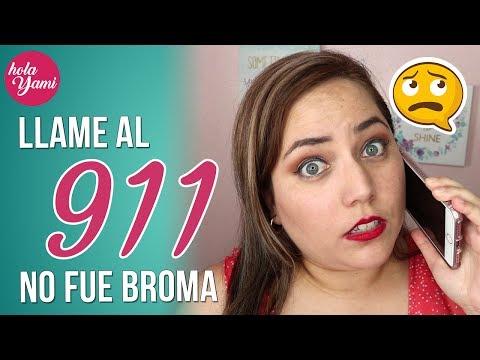 Maquillaje - LLAME AL 911 NUMERO DE EMERGENCIA!!!! NO FUE BROMA  STORYTIME