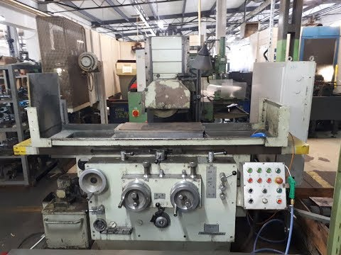 Surface Grinding Machine JOTES SPA 25/63 1984