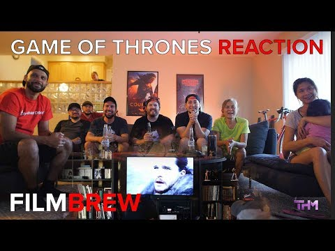 """Game of Thrones - Se7 Ep5 - """"Eastwatch"""" - Reaction - Full Reaction Part 1"""