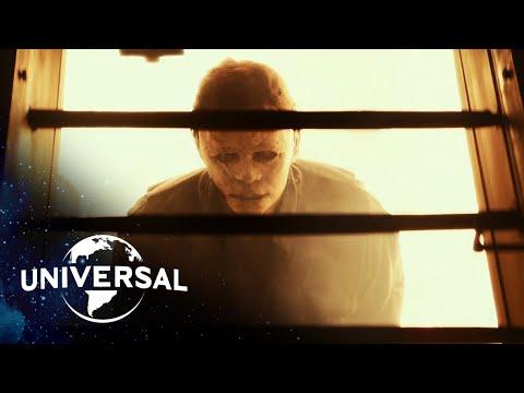 Halloween (2018)   Michael Myers' Final Fight