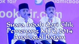 Video SUARA INDAH QORI CILIK ASAL BATAM PEMENANG MTQ 2014 MP3, 3GP, MP4, WEBM, AVI, FLV Agustus 2018