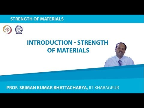 Vortrag - 1 Einleitung - Strength of Materials
