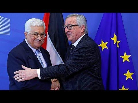 ΕΕ: Η λύση των δύο κρατών για Ισραήλ- Παλαιστίνη είναι η μόνη βιώσιμη