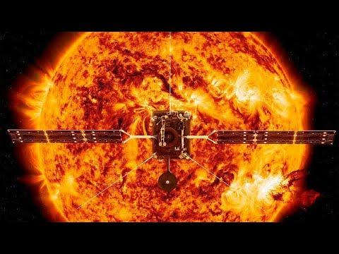 Esa-Sonde »Solar Orbiter« hat sich auf den Weg zur  ...