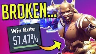 Doomfist is not in a very god place, and it's not even because he's OP. His rocket punch feels very off in gameplay, his mechanics are unfun to play against and more. We go over the problems and some solutions.►Twitch Stream: https://www.twitch.tv/lonehawktv►Twitter: https://twitter.com/L0NEHAWK►Discord: http://discord.gg/LoneHawk►Intro:  https://twitter.com/DennisValynMickey Valen - Meet Me (feat. Noé)https://www.youtube.com/watch?v=mBHTXQo65p8►TheFatRat - Monody (feat. Laura Brehm) https://www.youtube.com/watch?v=B7xai5u_tnk►Outro Music: TheFatRat - Jackpot (Jackpot EP Track 1)https://youtu.be/kL8CyVqzmkc