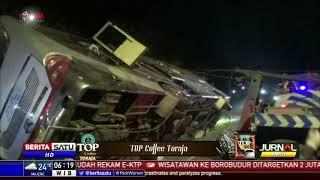 Video Evakuasi Bus Terbalik di Subang Berlangsung 5 Jam MP3, 3GP, MP4, WEBM, AVI, FLV Februari 2018