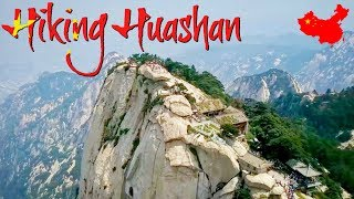 Hiking Mount HuaShan 华山