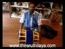 thavil - Instrument- 02- Testing in The Sruthilaya musical shop