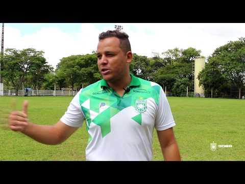Técnico Alisson Martins (Base Sub-15)