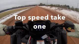 4. 2017 Sportsman 1000 top speed