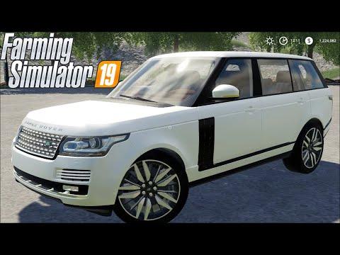 Range Rover LWB Fs19 v1.0