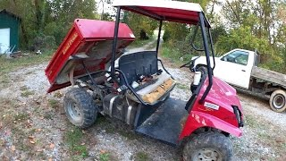 6. UTV Shift Lever Problems