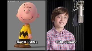 Nonton The Peanuts Movie   Snoopy And Charlie Brown   Characters And Voice Actors Film Subtitle Indonesia Streaming Movie Download