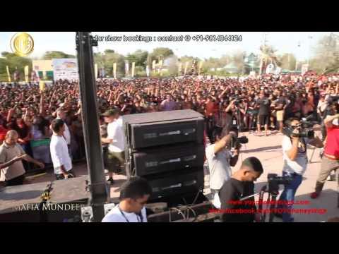 Yo Yo Honey Singh LIVE @ DUBAI on HOLI