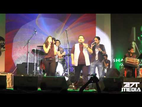 Download Song Sajda Shankar Mahadevan & Rasika Shekar at AURA 2015 GIT hd file 3gp hd mp4 download videos