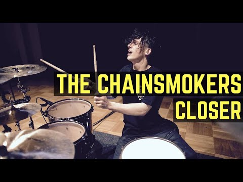 The Chainsmokers - Closer (T-Mass Remix) | Matt McGuire Drum Cover