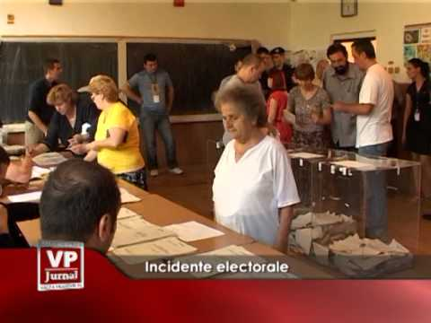 Incidente electorale
