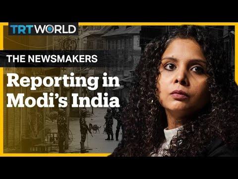 Rana Ayyub on Reporting in Modi's India