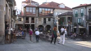 Pontevedra Spain  City pictures : The Plazas of Pontevedra, Spain