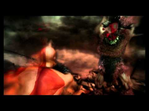 god of war - hd collection (playstation 2 / playstation 3) - part 2