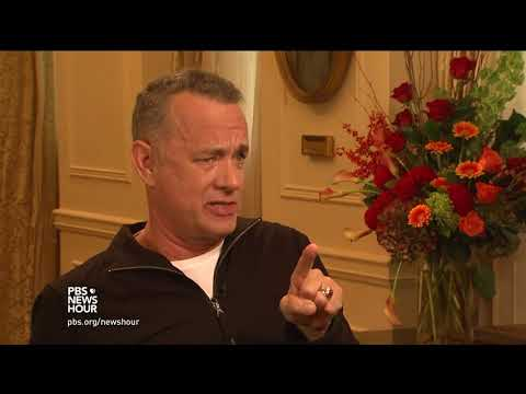 Tom Hanks on Hollywood's tipping point over sexual misconduct
