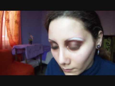 Celebrity Look Tutorial -  Makeup Keira Knightley