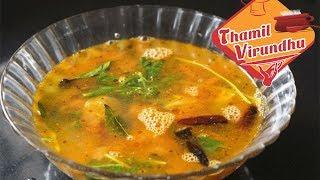 lemon rasam - charu /saaru -Thamil virundhu recipe