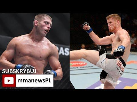 Marcin Prachnio znokautuje Sama Alvey'a w 1 rundzie debiutu UFC [LIVE #46]