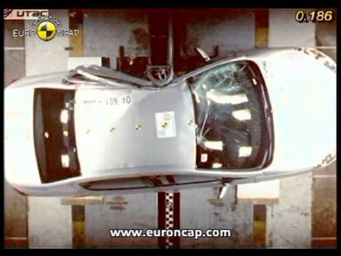 Peugeot  407 Crash test