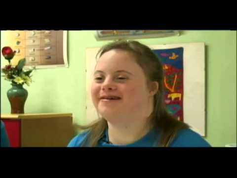 Watch video Teacher Born with Down Syndrome defies Norm