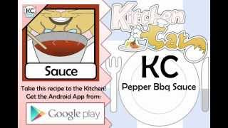 KC Pepper Bbq Sauce YouTube video