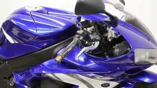 9. 2004 Yamaha YZF R1 Blue