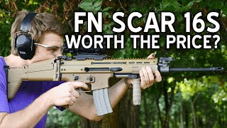 The FN SCAR 16s: Is It Worth The Money?