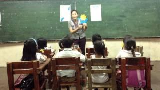 Video Carmina Regine Fernandez -  Teaching Demo with Kindergarten Kids MP3, 3GP, MP4, WEBM, AVI, FLV September 2019
