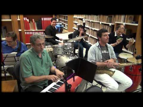 Andreas Weiser Quintet @ Instituto Martius Staden