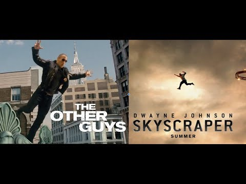 MASHUP - Skyscraper / The Other Guys
